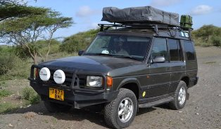 Tanzania self drive car hire
