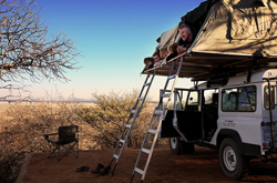 4x4 safari car hire
