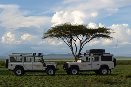 self drive 4x4 car hire Tanzania